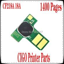 Для hp CF218A CF219A 218 219 тонер-картридж фотобарабана чип, для hp M104 M132 M104a M104w M132a M132nw M132fn M132fp 104 чип для принтера