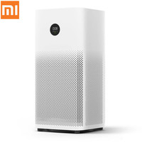 Xiaomi Air Purifier 2S Triple Layered Hepa Filter Air Purifiers For Home Control Low Noise Mijia Smart Purifier Cleaner 100 240V