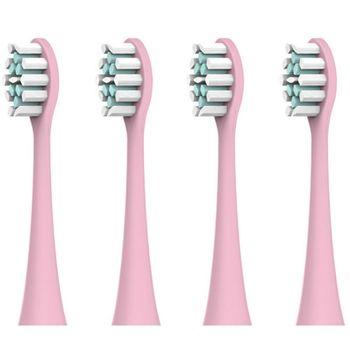 Vibración sónica de cepillo de dientes eléctrico cabeza de reemplazo para  SmartSonic + T3 T5 T6 7dad0a0940d7