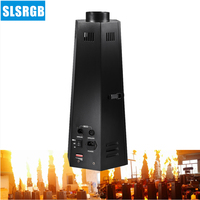 SLSLITE Stage Fire Machine DMX Control Flame Projector Spray Fire Professional Equipment Stage Flame Machine