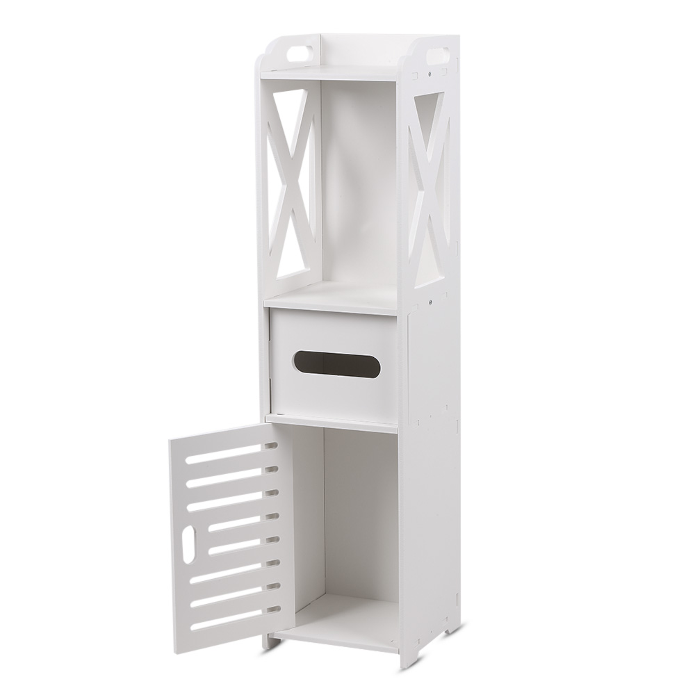 Organisateur de rangement de meuble de salle de bain armoires de salon durables et belles meubles de maison imperméables et étanches à l'humidité