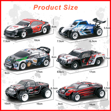 WLtoys 1:28 RTR RC Car 2.4G 4WD 4 Channles 30KM/H RC Drift Car Racing Car K969/K979/K989/K999/P929/P939 6 Styles For Selection цена 2017