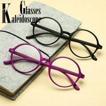 Mulher homem óculos de leitura leve presbiopia tr90 retro redondo leitor óculos presbiopia eyewear 1.0 1.5 2.0 2.5 3.0 3.5