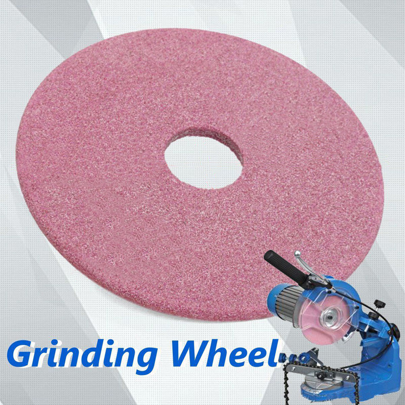 "DWZ Grinding Wheel Disc 105x4.5mm For Chainsaw Sharpener Grinder 3/8"" & 404 Chain"