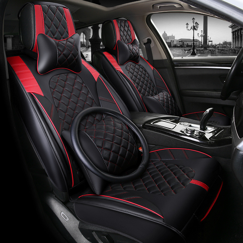 TO YOUR TASTE car seat cushion for Jeep Grand Cherokee wrangler commander compass patriot Cherokee Renegade auto seating covers in Automobiles Seat Covers from Automobiles Motorcycles
