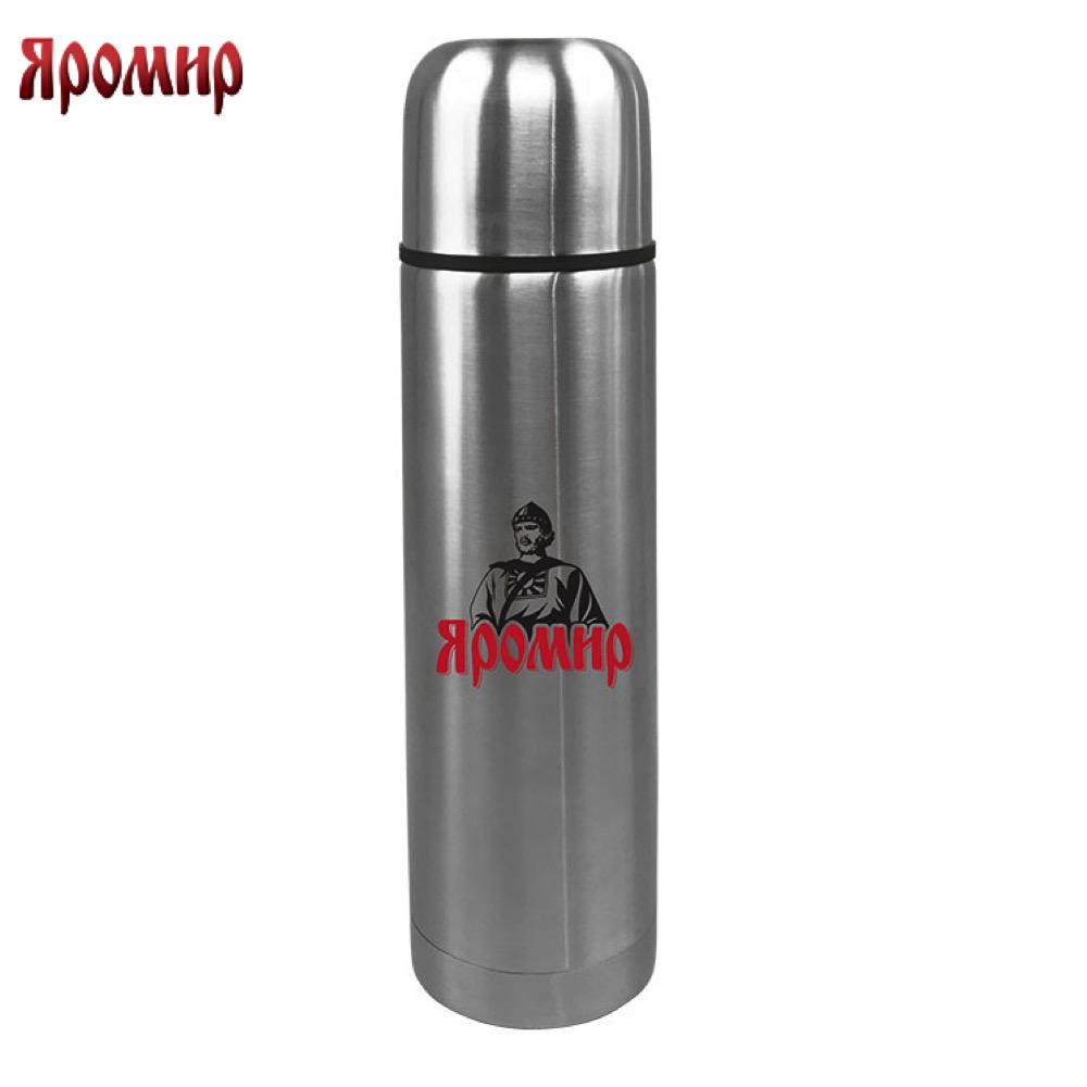 Vacuum Flasks & Thermoses Yaromir YAR-2018M thermomug thermos for tea Cup stainless steel water new safurance 200w 12v loud speaker car horn siren warning alarm stainless steel home security safety