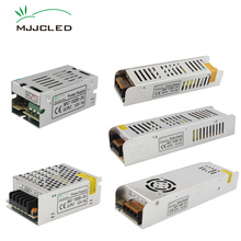 Alimentazione 12 V 1A 2A 5A 10A 20A 25A 30A AC DC 12 V Trasformatore 220V 12 Volt unità di Alimentazione elettrica di commutazione per la Striscia del LED di Illuminazione