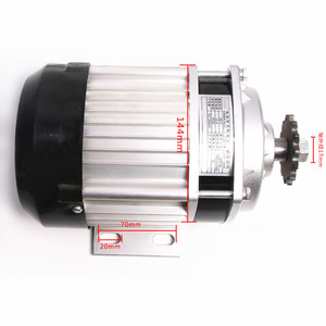 Image 2 - Electric tricycle high torque DC brushless Gear motor,DC48V 60V 500 1000W 2800rpm high speed Electric tricycle DC motor,J18492