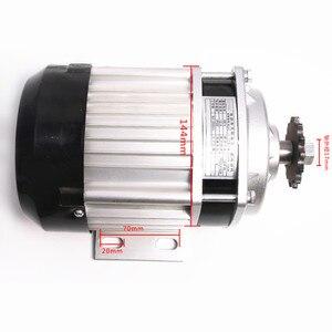 Image 2 - Triciclo eléctrico motor de equipo CC sin escobillas de alto torque, DC48V 60V 500 1000W 2800rpm triciclo eléctrico de alta velocidad motor de CC, J18492