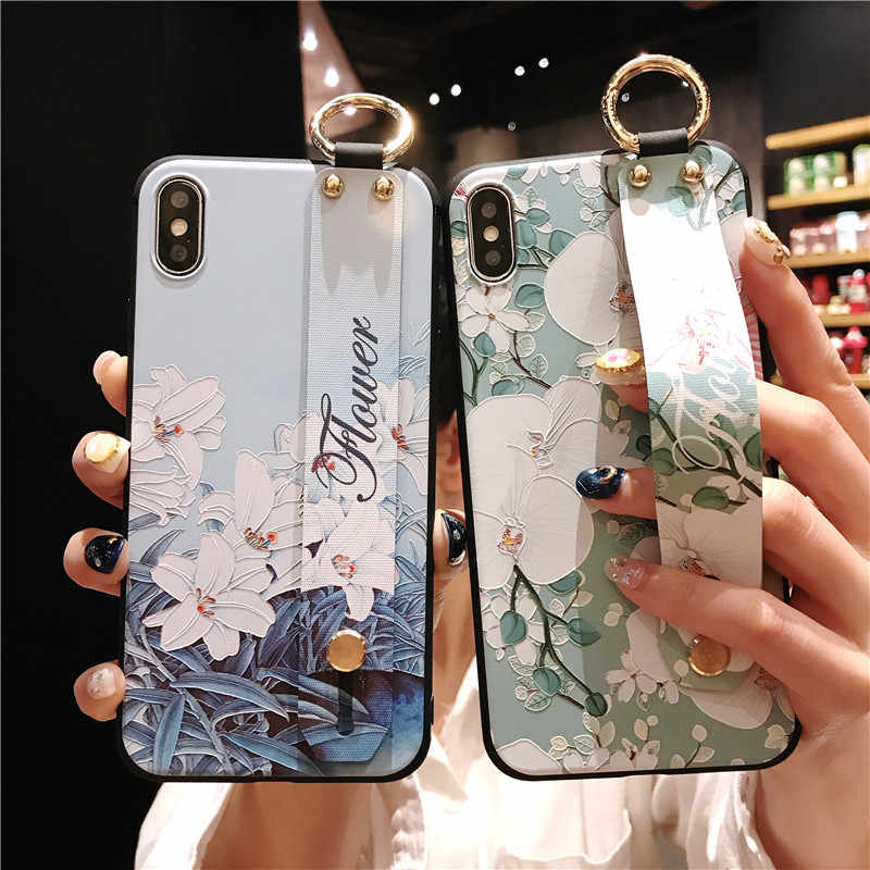 Christmas tree case Beige case New Year decor Phone case tree Christmas decor Floral case Note 10 Plus Case for Samsung s10e s10 Plus Gift