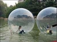 2018 новые черные водяные шары, водные ролики, надувной бассейн и водный прогулочный шар надувной Отдых 2 м балетный танцевальный шар