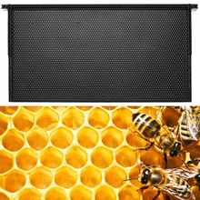 Plastic Comb Foundation Black Comb Wax Foundation Comb Beehive Frames Honey Bee Beekeeping Hive Tools Beekeeping Supplies