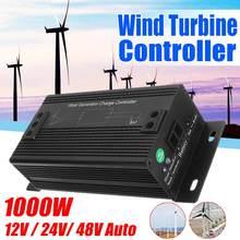 BECORNCE 1000 Вт 48 В IP50 водонепроницаемый ветряной турбины Генератор Контроллер заряда Регулятор открытый контроллер ветряного генератора