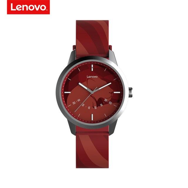 Lenovo שעון 9 קונסטליישן סדרת חכם שעון 5ATM עמיד למים מכאני-אלקטרוני כושר Tracker Smartwatch גברים נשים