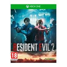 Игра для Microsoft Xbox One Resident Evil 2, русские субтитры
