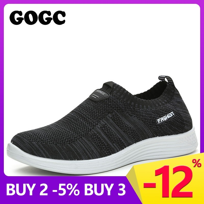 GOGC summer men casual shoes vulcanize shoes