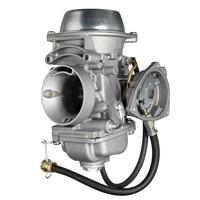 Silver Aluminum New Carburetor Carb Kit For Polaris Sportsman ATV 500 4X4 HO RSE HO DUSE HO AR1368CA161RA