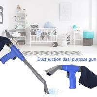 Portable Plastic Dust Cleaning Pneumatic Vacuum Cleaner Blowing Guns Pneumatic Tool For Home Bedroom Office Vacuum Cleaner