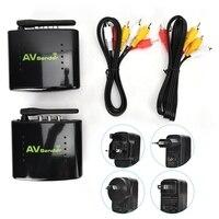 PAT 635 PAL/NTSC 5.8GHz Wireless AV Sender TV Audio Video 1 for all Real time transmitter Receiver 200m Data Transmission