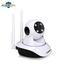 Floureon 1080P 2.0MP IP камера WiFi H.264 беспроводная камера видеонаблюдения панорамирование/наклон инфракрасный светодиодный ночное видение Домашняя безопасность ЕС