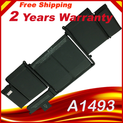 A1493 Laptop Battery  for Apple Macbook Pro 13 Retina A1502 Late 2013 Mid 2014 years laptop, replace : A1493 battery
