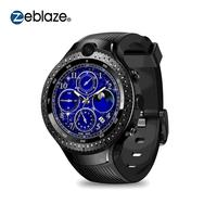 Zeblaze THOR 4 Smart Watch With Dual Camera 4G Watch Heart Rate Monitor Call Reminder Smart Bracelet 16G ROM 530 MAh Battery