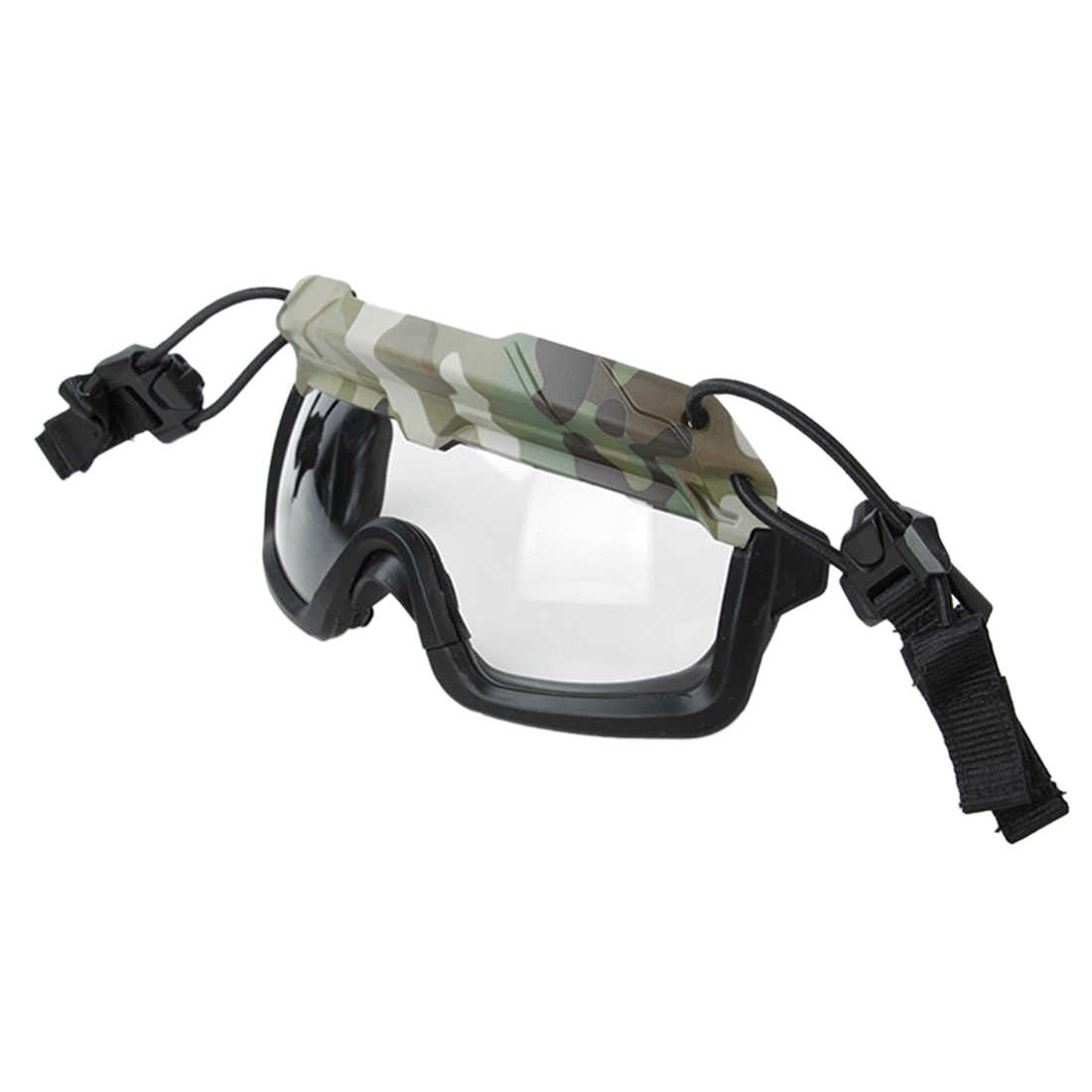 High Quality Anti-explosion Airsoft Tactical Glasses Helmet Safety Goggles Waterproof Eyes Protector Outdoor Paintball Goggles