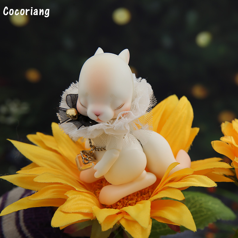 Cocoriang Cheeriya écureuil BJD SD 1/12 animaux modèle de corps enfants poupée de haute qualité en option plein Mini animalerie Luodoll