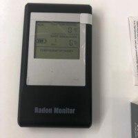 Портативное непрерывное измерение радона на аккумуляторной батарее в beckerels на кубический метр (Bq/m3)