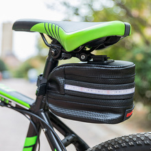 LEADBIKE A41 велосипед Сумка хвост посылка с зарядка через usb Водонепроницаемый светодиодный свет Предупреждение седельная сумка