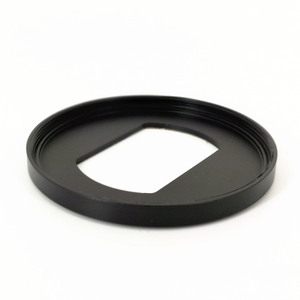 Image 3 - 52mm מתכת מסנן מתאם טבעת + מדבקה עבור Sony RX100 M5 / RX100 M6 / RX100 M7 / RX100 סימן V VI VII להחליף RN RX100VI