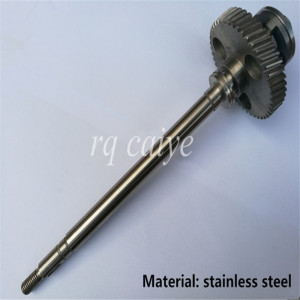 Image 5 - Stainless steel quality SM52 water roller gear shaft G2.030.201 R2.030.207 MV.101.755 MV.022.730