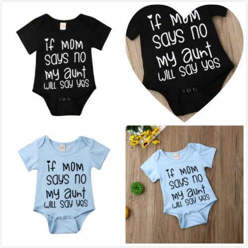 33a5d8883cec6 Infant Newborn Baby Boy Girl Clothes Romper Clothes Outfit Jumpsuit ...