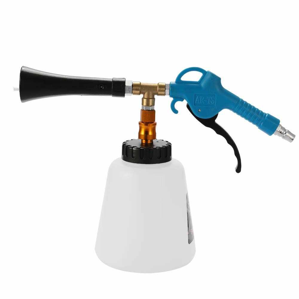 Hoge druk auto wasmachine schuim pistool auto tornado tool Foam Lance tornado r Interieur Diepe Schoonmaken Pistool Auto Wassen Met borstel