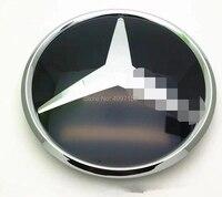 Emblem Front grille logo for Mercedes benz C class W205 A class B ML W166 CLA GLA E calss W212 CLS W218