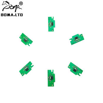 HOT SALE High Quality PFI-107 PFI 107 Cartridge Chip for Canon IPF670 IPF680 IPF685 IPF770 IPF780 IPF785 Printer PFI107