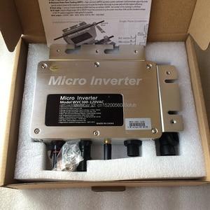 Image 5 - WVC300W400W Micro Grid Tied Inverter MPPT Pure sine Wave Inverter Input DC22V 50V Output AC110/230V 50/60HZ with Waterproof IP65