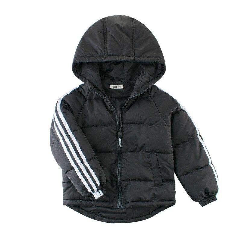 2018 winter child boy down jacket 3-13T kids outerwear boys casual warm hooded jacket for boys solid boys warm coats цена 2017