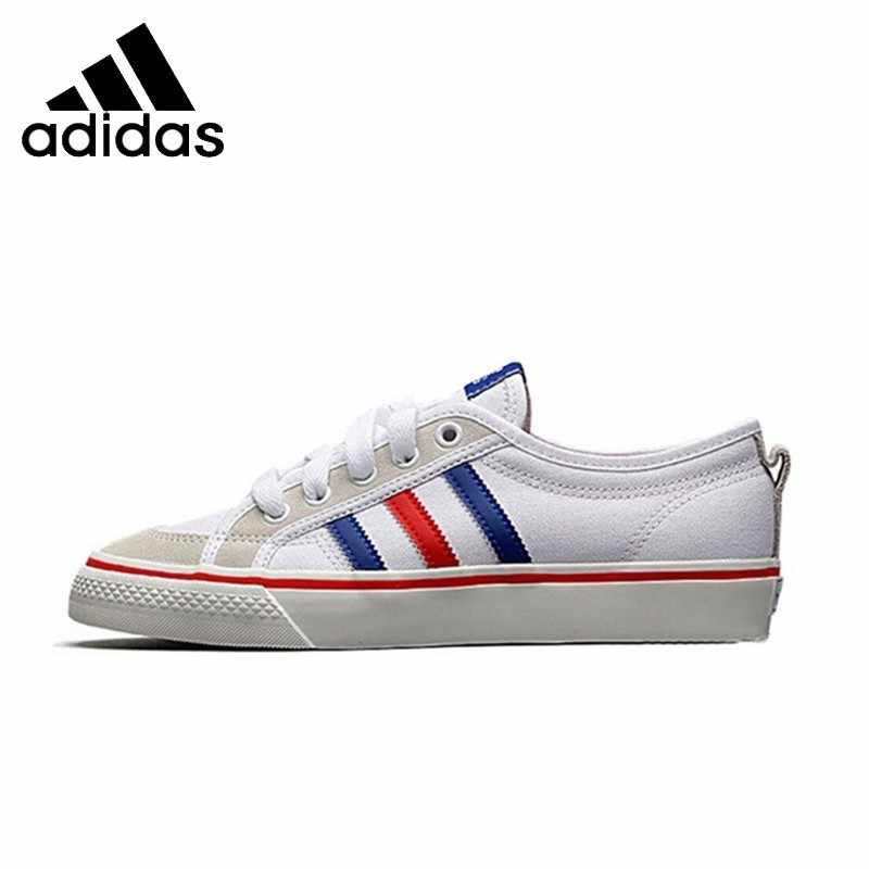 86243f9bcc0 ADIDAS Original New Arrival Mens   Womens Skateboarding Shoes Breathable  Stability Sneakers For Women And Men
