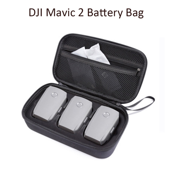 Battery Bag Box Portable handbag For DJI Mavic2 Pro/Zoom Drone Accessories Storage Box  Battery Carrying Case