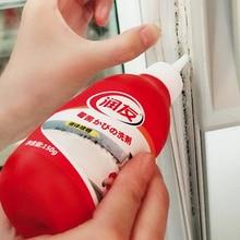 Бытовой очиститель плитки стены пола фунгицид моющее средство высокая эффективность удаление плесени антибактериальный гель для ванной кухни