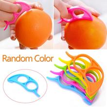 2pcs / Pack Mouse Model Orange Opener Cute Small And Practical Peeled Portable Tool Special Package Gadget Random Color