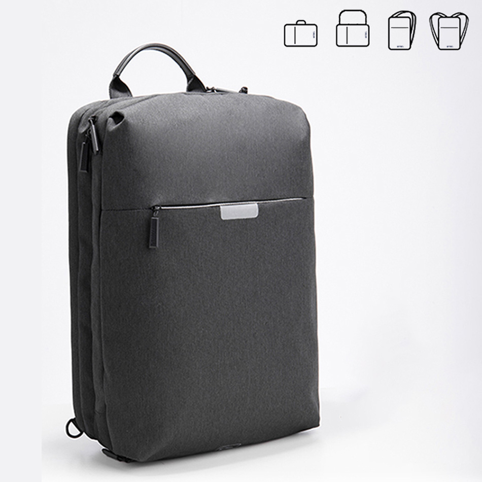WiWU 15.6 inch Laptop Backpack Waterproof Traveling Backpacks Fashion Women Men's Backpack Large Capacity Business Should Bags(China)