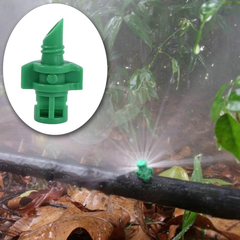 Image 3 - 10 ピース/ロット 360 度噴霧器ガーデン農業散水スプレー芝生 sprinker ミストノズルスプリンクラー灌漑システム -    グループ上の ホーム&ガーデン からの スプレー器 の中