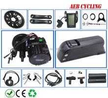 EU US free shipping and taxes 8FUN/Bafang BBSHD 48V 1000W mid drive motor kits+48V 14Ah Atlas USB down tube battery pack цена и фото
