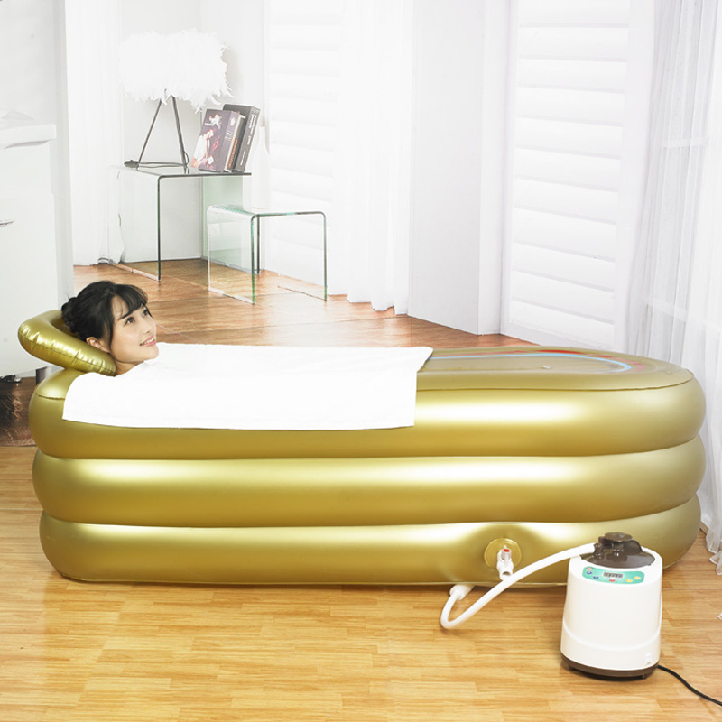 2019 Fashion Large Inflatable Bathtub Adult Thicken Folding Bathtub Home SPA Plastic Insulation Bathtub Cushion Electric Pump2019 Fashion Large Inflatable Bathtub Adult Thicken Folding Bathtub Home SPA Plastic Insulation Bathtub Cushion Electric Pump