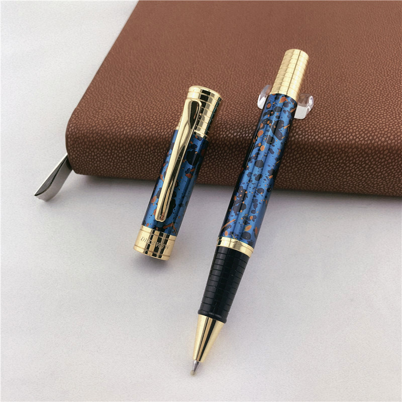 MONTE MOUNT luxury roller ball pen for writing School Office supplies business gift metal ballpoint pens 007