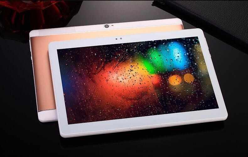 Дешевые детские планшеты 10 дюймов 4 ядра планшеты PC 2 Гб оперативная память 16 Встроенная 1280*800 двойной камеры WIFI bluetooth Android 6,0 3g WCDMA