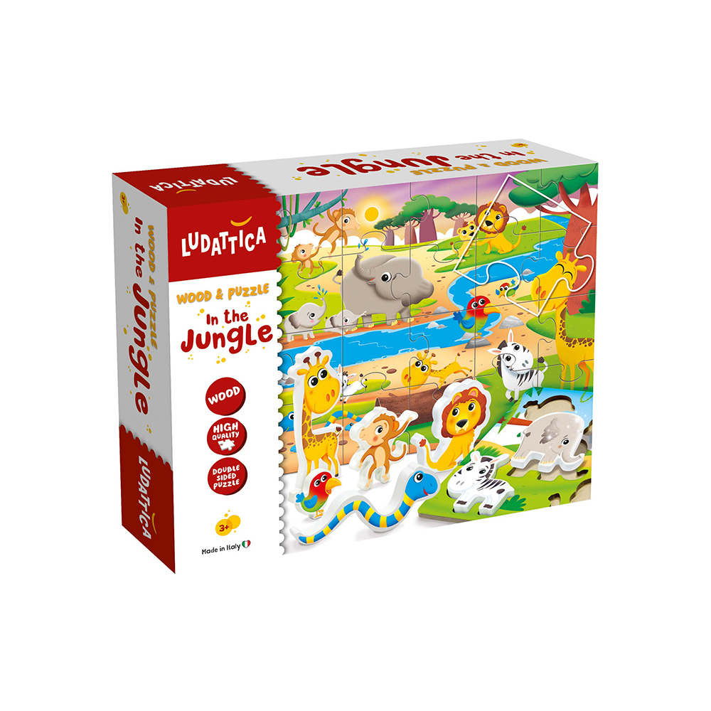 Puzzles LUDATTICA 66797 Educational toys For kids Games Baby toy Mosaic ludattica паззл с 3d фигурами ралли гран при