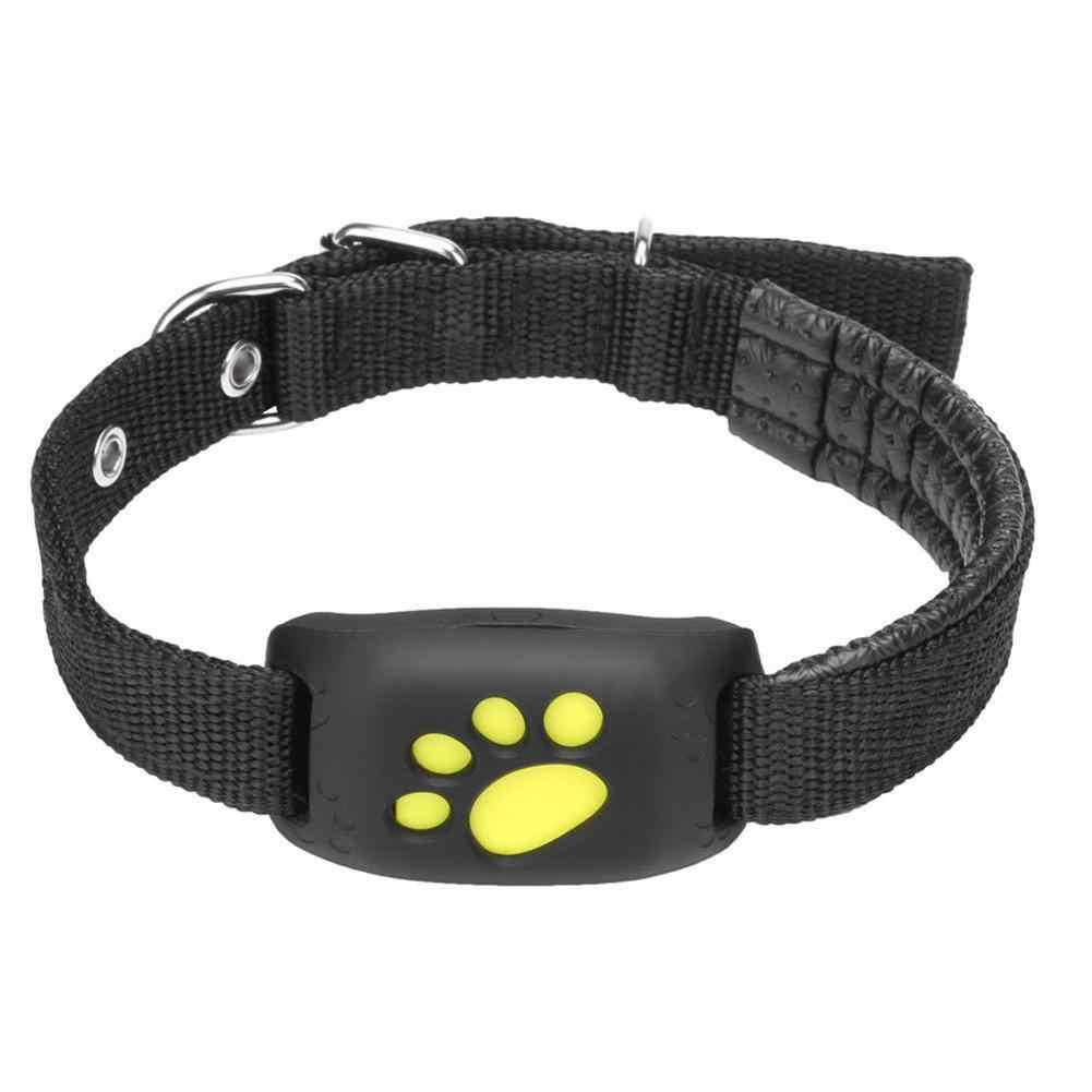 2019 новый милый легкий gps собака кошка животное в режиме реального времени трекер GSM/Средство обнаружения GPRS локатор сигнализация водонепроницаемый ошейник